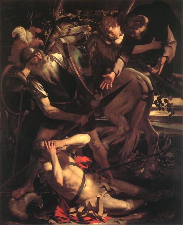 Caravaggio: The Conversion of St. Paul