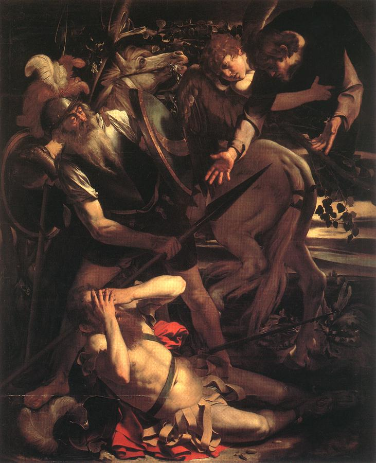Caravaggio: The Conversion of St. Paul