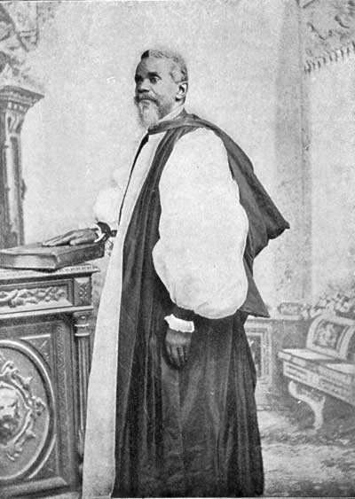 Bishop Holly was born in Washington, D.C., founded the forerunner of the Union of Black Episcopalians and led a group of African-Americans to settle in Haiti.
