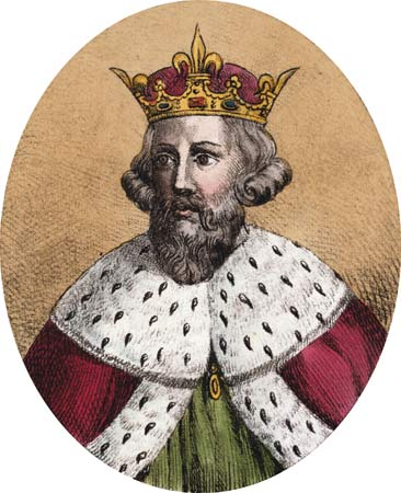 King Alfred the Great copyrighted by The Daily Office