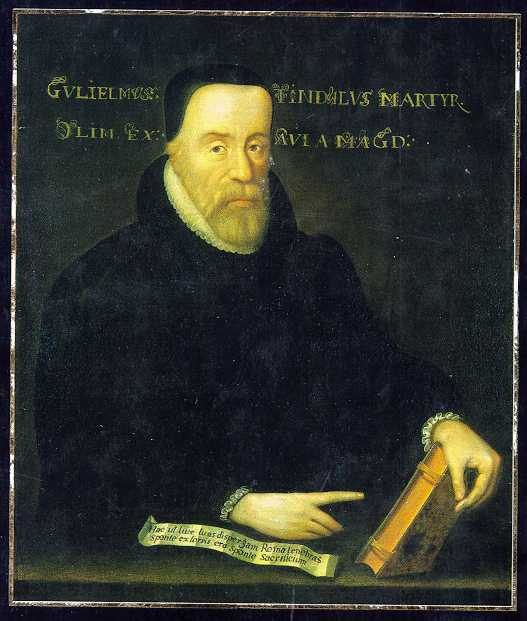 The fact that we read the Bible in English is largely the work of this man, William Tyndale, who became obsessed with getting Holy Scriptures into the hands of ordinary people in the language they actually spoke. Henry VIII saw him as a threat to Church and State, so he was hunted down in modern-day Belgium and murdered in 1536.