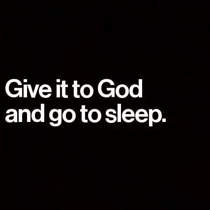 And Go to Sleep.NGEN Radio