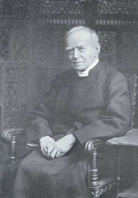Fr. Richard Benson was a disciple of Edward Bouverie Pusey, one of the leaders of the Oxford Movement, and he founded the Society of St. John the Evangelist, the first stable community for men since the Reformation. They've ministered in India, South Africa, England and the USA.