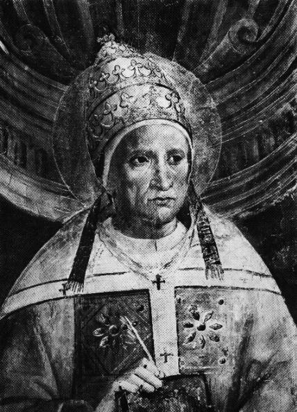 St. Fabian was a layman when he was elected Bishop of Rome by acclamation; it's said that a dove landed on him in the midst of the crowd gathered for the election. As Pope he organized the parochial structure in Rome, appointed deacons and subdeacons to write the lives of martyrs so their memory wouldn't be lost, and was himself executed for the faith by the Emperor Decius, in the first persecution carried out throughout the empire. (source unknown)