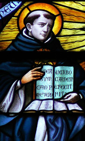"Thomas Aquinas saw that the rediscovery of works by Aristotle, who put reason and sense perception (science) above faith, could challenge traditional Catholic doctrine. So he set about reconciling them, calling grace ""the perfection of nature."" Unfortunately the Roman Church has often rejected science since then, most notably in the persecution of Galileo. It took the pope 400 years to apologize for that. (source unknown)"