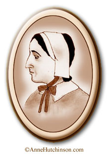 Anne Hutchinson's advocacy for women as ministers and leaders of the Christian community puts the Church of England's recent hubbub over the first women bishops into perspective; she was advocating for this 400 years ago.