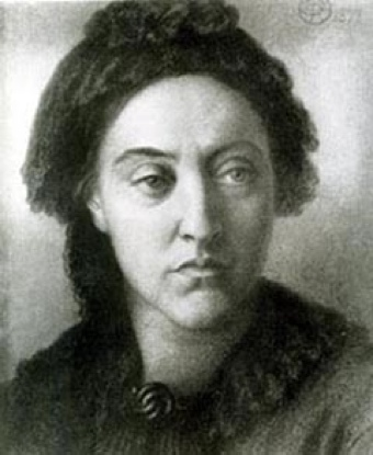 Christina Rossetti's poetic emphasis on the sacramental nature of ordinary things (bread, wine, oil, water) was part of the Oxford Movement's attempt to restore medieval worship practices to the Church of England.