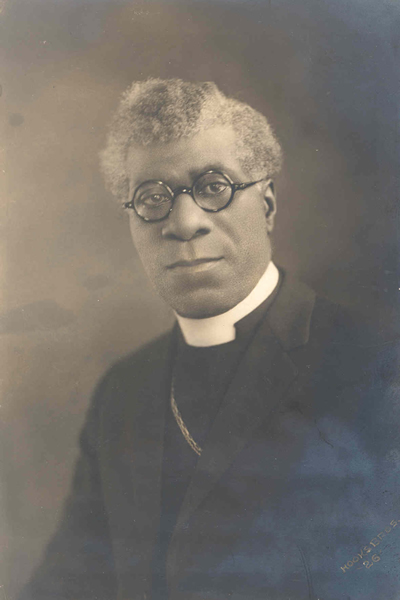 Edward Tomas Demby, a graduate of Howard University in Washington, D.C., was ordained in 1899 and served parishes in Illinois, Missouri, Florida and Tennessee when he was elected Bishop Suffragan for (segregated) Colored Work in Arkansas and the Southwest. He brought a lot of African-Americans into the Episcopal Church – and doubtless could have done even better if he'd been given a chance. Whatever made The Episcopal Church so concerned about Black folk that it wanted to bring them in, and so unconcerned about them that it wanted to keep them apart? Did they really think love and persecution go together?