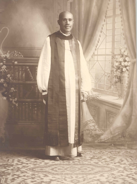 Henry Delany was born into slavery in Georgia; after emancipation his family moved to Florida, where he attended a Freedmen's Bureau school staffed by missionaries. The Episcopal rector of the town arranged for him to attend St. Augustine's College in North Carolina, founded by Episcopalians for the education of freed slaves, and eventually he became the Suffragan Bishop for Colored Work, called by the Diocese of North Carolina but serving five dioceses in two states. He was a constant advocate for integration of African-Americans in the life of the Episcopal Church, despite segregation laws and the opposition of White leaders, who saw educated Black men as a threat. Today the diocesan Bishop of North Carolina is a Black man named Michael Curry, who's a leading candidate for election as Presiding Bishop later this year.