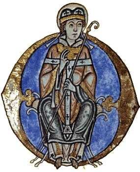When Norman Duke William the Conqueror took over England, the Benedictine Abbey at Bec in Normandy supplied three straight archbishops of Canterbury, including Anselm. Though known today largely for his scholarship and theology, he was involved in several political battles, including the Pope's right, not the king's, to name and empower bishops, and the submission of York to Canterbury.