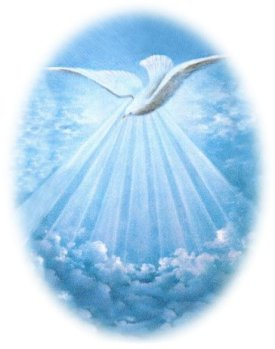 This day marks the descent of the Holy Spirit, that Person of the Trinity who is active in our lives today.