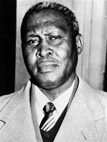 Lithuli was president of the African National Congress in the 1960s, often banned, sometimes arrested, put on trial, charged with treason. In 1960 he won the Nobel Peace Prize.  (LuthuliMuseum.org)