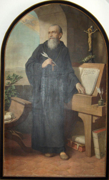 Herman Nieg, 1926: St. Benedict, father of Western monasticism. About half the world's Christians know him very well, while the other half never heard of him. The Collect of the Day indicates highlights of his communal approach to humanity's quest for spiritual union with God: prayer, labor and hospitality.