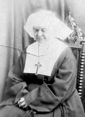 Constance and other nuns of the Sisters of St. Mary, as well as missionary priests, were among the many Christians of all denominations who cared for victims of yellow fever during an outbreak in Memphis, Tennessee, USA, nursing the sick, burying the dead, and finally dying of infection themselves. About 5000 people were killed by the epidemic, and the heroism of those who cared for them is now ingrained in the city's consciousness.
