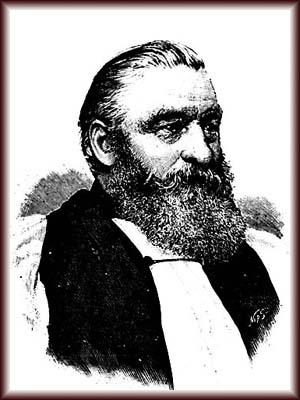 Bishop Horden was a blacksmith's apprentice who became the great missionary of the Hudson's Bay Company. He was a brilliant linguist who spoke five First Nations languages.
