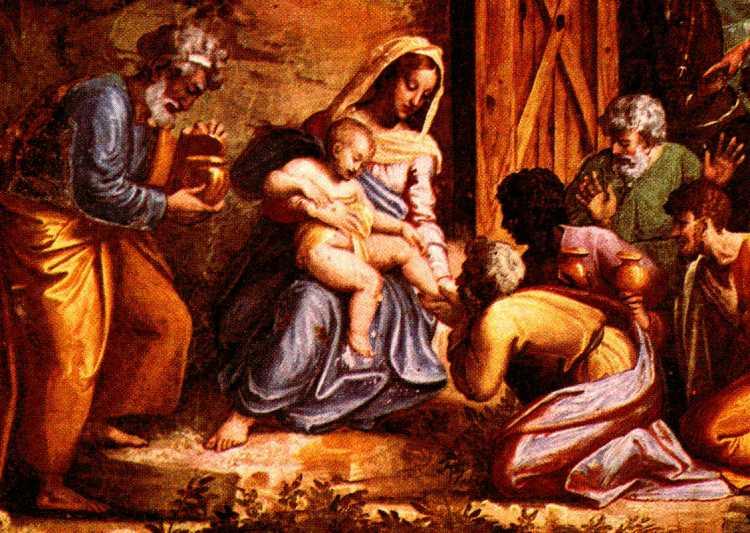 Raphael: Epiphany