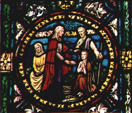 """St. Phoebe is first in Paul's list of beloved associates in Romans 16. He calls her sister, deacon, patron or helper; the Order of Deacons hadn't been developed yet, but she was a model for deacons. Phobe was a beloved associate of Paul's, mentioned in Romans 16 as a """"sister,"""" """"deacon"""" and """"patroness or helper"""" of the Church in Cenchreae, near Corinth, though the Order of Deacons hadn't really developed yet. She likely provided housing and protection for believers there; often the women in the New Testament were amazingly resourceful. (source unknown)"""