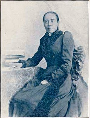 Anna Cooper, born into slavery about 1859, was educated at St. Augustine's University, married a professor, became an Episcopalian and had a long and distinguished career in education, civil rights and community organizing, especially in Washington, D.C. At age 65 she became the fourth African-American woman to earn a doctorate from the Sorbonne, Paris; at age 70 she became president of Freylinghuysen University and served until she was 82.