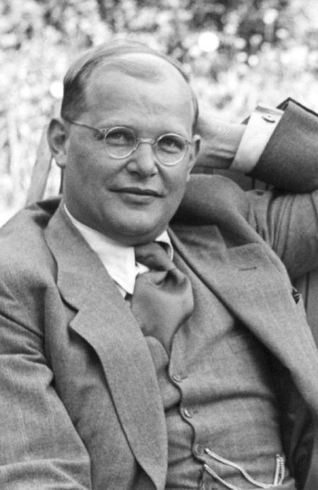 "Dietrich Bonhoeffer's life united faith, prayer, writing and action. When Hitler came to power in 1933, Bonhoeffer immediately joined the Confessing Church, a center of Protestant resistance. He pastored two churches in London, led a seminary and wrote two books, including ""The Cost of Discipleship."" He was arrested in 1943 in a plot against Hitler, and executed two years later. He taught that discipleship can cost you your life, and he paid with his."