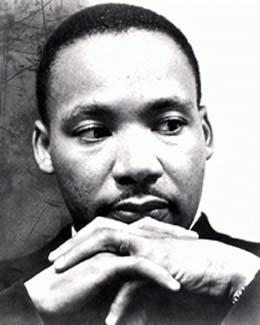 Through Montgomery - Birmingham - Selma - Chicago - Memphis - Dr. King was a poor, itinerant preacher.