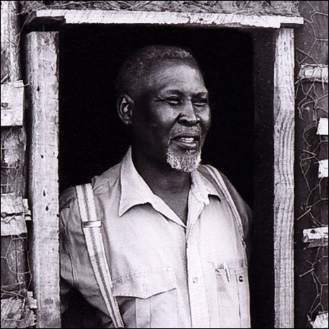 "Albert Luthuli, a Methodist and Zulu chief, at home in 1957, three years before he won the Nobel Peace Prize for his work as president of the African National Congress. Mvumbi Luthuli was the first African to receive the Nobel Peace Prize, for his work to dismantle apartheid. He said, ""My own urge *because* I am a Christian is to get into the thick of the struggle with other Christians, taking my Christianity with me and praying that it may be used to influence for good the character of the resistance."" (Ranjith Kally)"