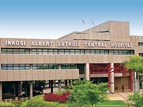Central Hospital in Durban, South Africa is named for Chief Luthuli, a proponent of Christian nonviolence and Nelson Mandela's predecessor as president of the African National Congress.
