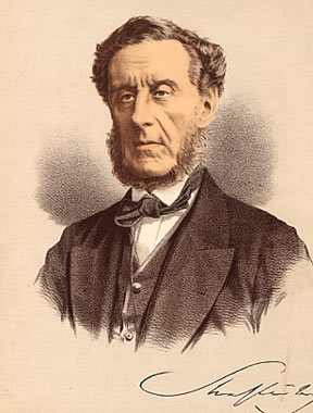 """Anthony Ashley Cooper was the 7th Earl of Shaftesbury, a peer and philanthopist, and an ally of Wilberforce in Parliament for the abolition of slavery. He learned about Christian love from the family housekeeper and, in Parliament, took responsibility to reform the """"lunacy laws,"""" a task at which he worked diligently for many years. Crazy people used to be chained up and treated worse than dogs. (source unknown)"""