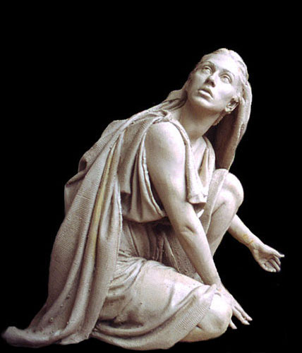 """Mary Magdalene, Jesus's best friend, received the title """"apostle of apostles"""" from Bishop Hippolytus of Rome, writing in the 2nd-3rd centuries. (womeninthebible.net)"""
