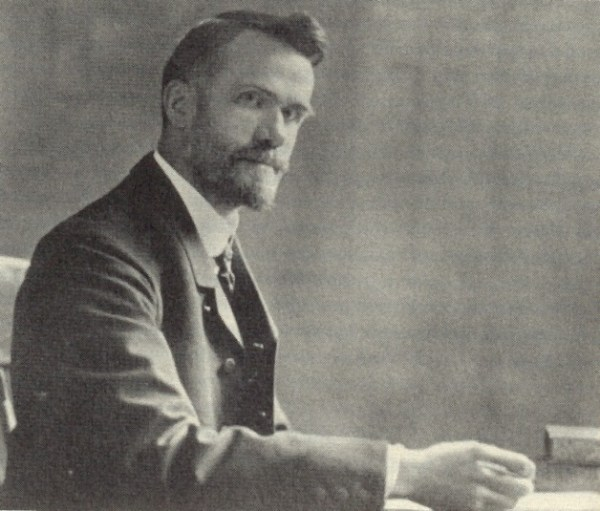 """Walter Rauschenbusch, a Congregationalist pastor and theologian, identified """"social sins"""" Christ bore on the Cross: greed combined with political power, militarism, and class contempt. His great-grandson the Rev. Paul Raushenbush is now religion editor of The Huffington Post. ¶ Jacob Riis was a New York reporter and photographer who covered the poorest, most crime-ridden parts of the city; his pictures are still widely published."""