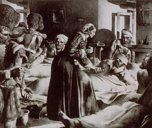 """There are not many saints about whom we can say, """"She touched my life directly by her work and ministry,"""" but we can say that of Florence Nightingale. Her chief works were these: Cutting the British death toll in the Crimean War by using science to prove a link between sanitation and mortality; organizing a professional nursing school in London, which turned nursing from a suspicious pursuit into a profession; and authoring a classic textbook used for decades. Her influence was worldwide, from India to Europe and the Americas; her faith was unwavering. God bless nurses!"""
