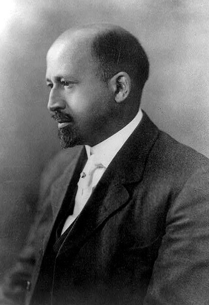 "Dr. DuBois, the father of sociology as an academic discipline, outlined his beliefs in civil rights and African-American equality in ""The Souls of Black Folk,"" titled because some racists used the Bible to convince themselves Black folk weren't even human. He was the first African-American to receive a doctorate from Harvard and was a co-founder of the civil rights organization NAACP."
