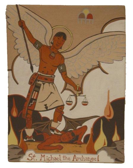 Jason Garcia: St. Michael Defeats the Devil
