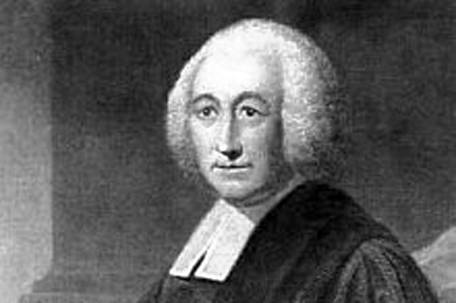 """Henry M. Muhlenberg was born near Hannover, Germany and became the first Lutheran missionary in the American colonies in 1742. He organized the first synod in Philadelphia and put forth a common liturgy; """"One Book, One Church"""" has been a Lutheran byword ever since."""