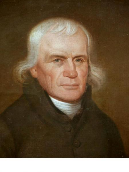 Francis Asbury, a circuit-riding preacher, was the only Methodist minister to remain in the 13 colonies when the War of Independence broke out in 1776. Later he became the first Methodist bishop in the U.S.A.