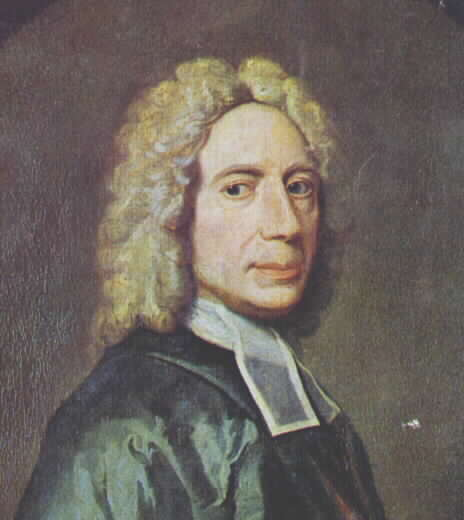 """Isaac Watts, a Nonconformist, is called the father of English hymnody. """"O God, Our Help in Ages Past"""" – """"Joy to the World"""" – """"When I Survey the Wondrous Cross"""" – English speakers have sung him all our lives. His prolific output was both immensely popular, and controversial to some authorities, because he didn't adhere to the Calvinist dictum that the only acceptable music in church is metrical psalms. He defended himself by quoting St. Paul, who recommended singing """"psalms, hymns and spiritual songs."""" Watts's hymns largely focus on individual, often emotional experience, rather than the shared response of the Christian community. Many videos of his hymns on YouTube have hundreds of thousands of views."""