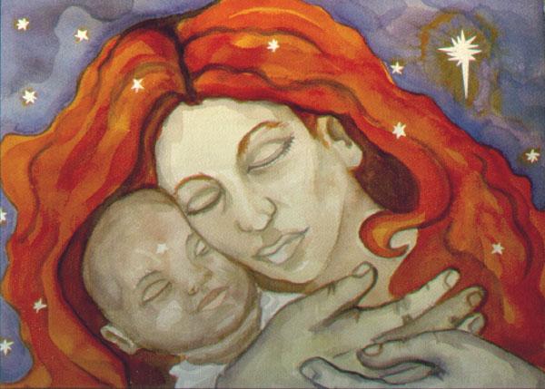 Dawn Eggenberger: Nativity