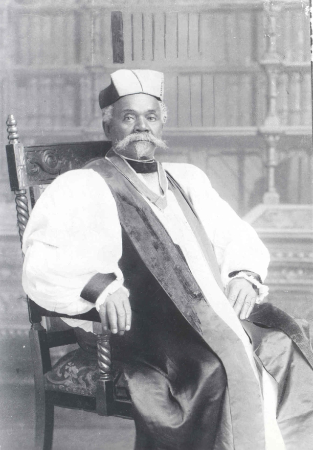 James T. Holly, the first African-American bishop in the Episcopal Church, was especially attracted to Haiti because of its successful slave revolt against the French in 1803, causing Napoleon to abandon his dreams of a French empire in the New World – and to sell the giant Louisiana Territory to the United States to pay for his European wars. Holly established churches, schools and medical missions throughout Hispaniola; his Diocese of Haiti is now the largest in the Episcopal Church.
