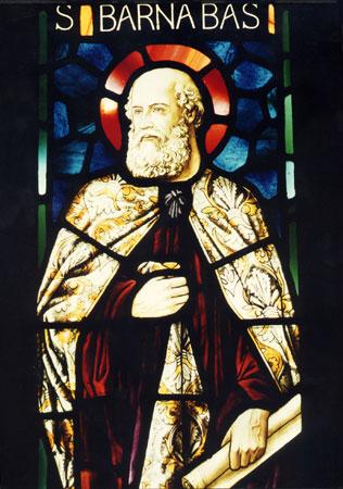 Апостол Варнава: «Не напрасно простираются сети пархатым ...