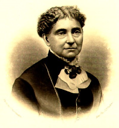 """Amelia Bloomer, an Episcopalian best known for women's dress reform, was active in the temperance, abolitionist and women's rights movements all her life because she was a disciple of Jesus Christ. Male clergy attacked her from the pulpit, based on an Old Testament verse, for wearing Turkish trousers. She fired back, """"It matters not what Moses had to say to the men and women of his time about what they should wear. If clergy really cared about what Moses said about clothes, they would all put fringes and blue ribbons on their garments."""" Her critics didn't have an answer, so all they could do was call her more names."""