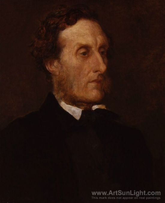 George Frederic Watts: Anthony Ashley Cooper, known as Lord Shaftesbury. He was the son of an earl who took a seat in Parliament representing a pocket borough his family controlled – but from there he did remarkable things. He was a critic of the slave trade and devoted himself to labor issues, improving health and safety conditions, limiting work hours for factory workers and miners, particularly women and children. He worked for years to improve England's insane asylums, where conditions were appalling.