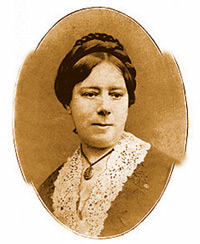 "Ms. Winkworth is celebrated as the foremost translator of German hymns and chorales into English; her ""Praise to the Lord, the Almighty"" is loved all over the English-speaking world. She was also an advocate for women's rights, including higher education; she was on her way to an international women's conference when she died of a sudden heart attack at 51."