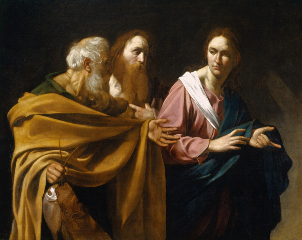 The accounts of this event differ between the Gospels of John and Mark (on which Matthew's is based), but all connect it with John the Baptist early in Christ's public life.