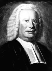 Samuel Johnson started his ministry as a Congregationalist, but his studies convinced him of the wisdom and importance of apostolic succession and episcopal polity. He and Timothy Cutler, the rector of Yale College, became Episcopalians and sailed to England, where they were ordained by the Bishop of Norwich. Johnson became rector of the first Anglican parish in the 13 colonies in Stratford, Connecticut, then later became president of King's College in New York City, now known as Columbia University.