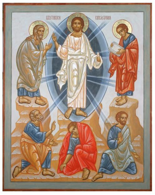 Jyrki Pouta: Transfiguration.