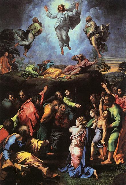 Raphael: Transfiguration