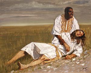 Steven Sawyer: The Good Samaritan