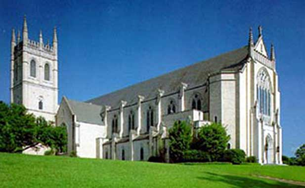 St. Mark's Cathedral, Shreveport, Louisiana.