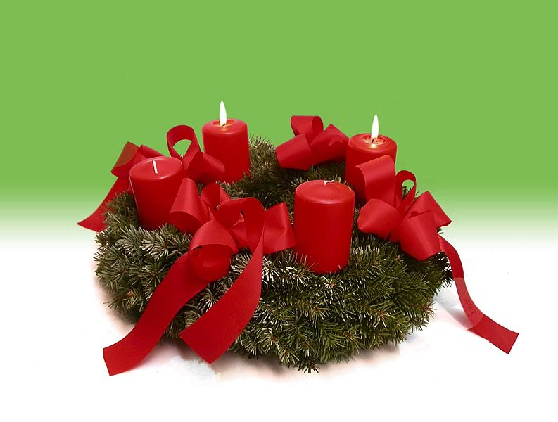 """Today we light the second candle on our Advent wreath. This year Advent 1 fell on the earliest possible date; for 8-year-olds, Advent 4 is going to feel like the longest week of their lives; """"Mom, is Christmas ever going to get here?"""""""