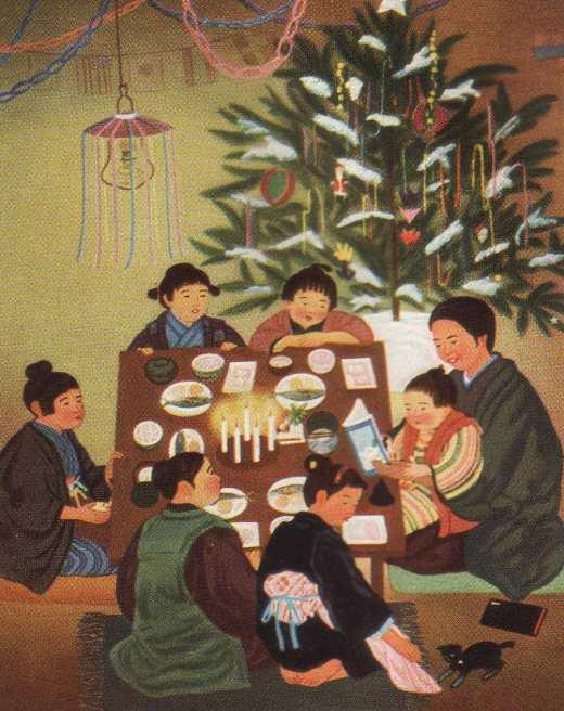 Kimoko Koseki: Christmas Gifts of Poor Children in Northern Japan