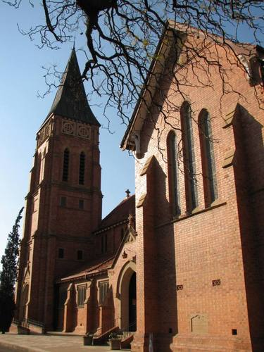 St. Cyprian's Cathedral, Kimberley, South Africa